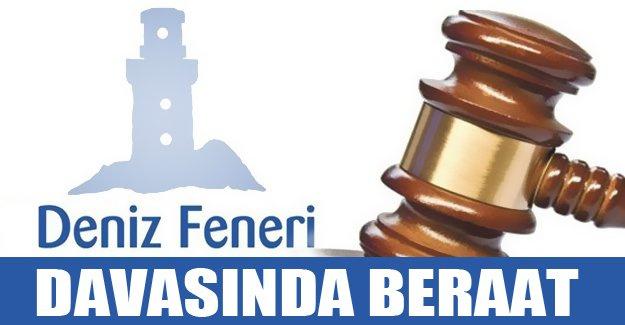 Deniz Feneri davasında tüm sanıklara beraat