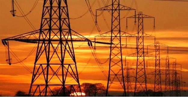 Dikkat bu ilde pazartesi günü elektrikler kesilecek!