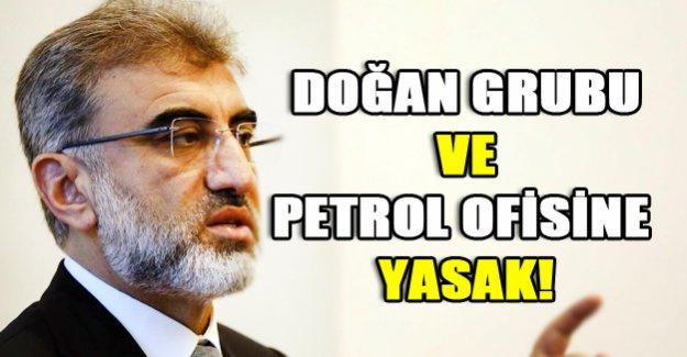 Doğan Grubu ve Petrol Ofisine ihale yasağı!