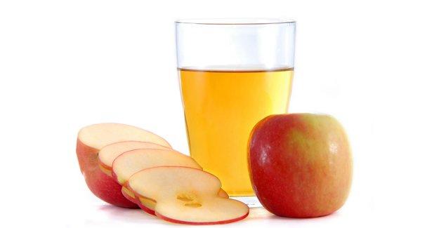 Elma sirkesi ile güzelliğinize güzellik katın