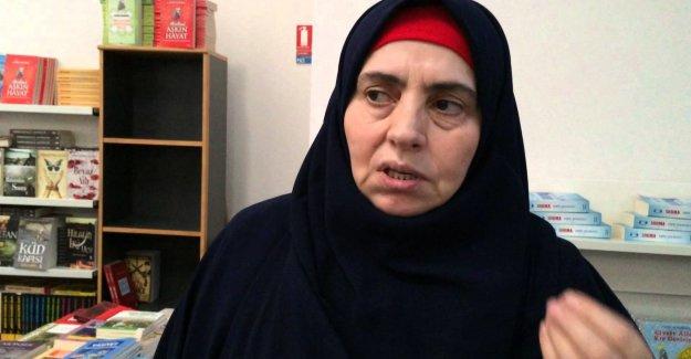Emine Şenlikoğlu serbest bırakıldı