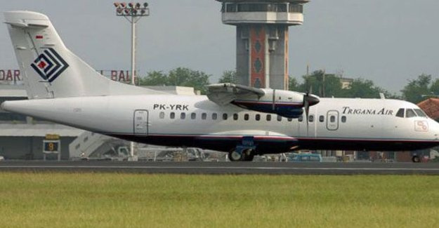 Endonezya'da düşen uçakta flaş gelişme