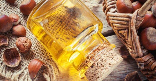 Fındık yağının cildimize faydaları