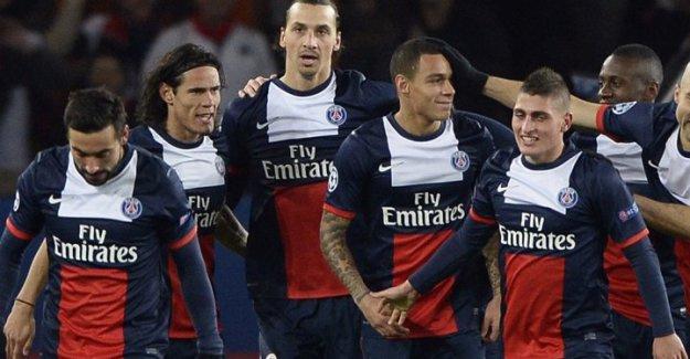 Fransa'da şampiyon PSG!