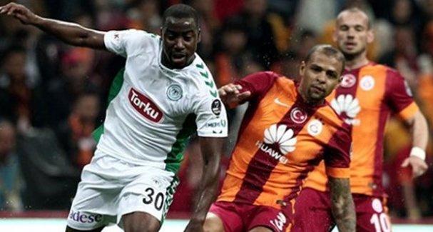 Galatasaray 1-0 Konyaspor