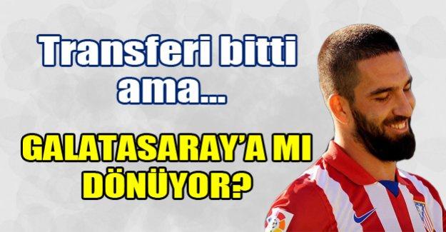 Galatasaray'a mı dönüyor?