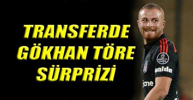 Galatasaray'da Töre sürprizi!