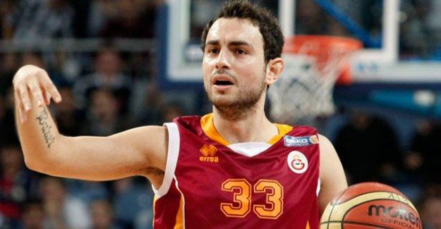 Galatasaray Ender Arslan'la yollarını ayırdı