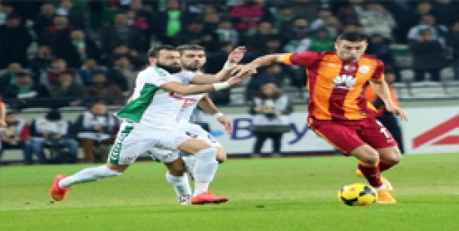 Galatasaray'ın Konuğu Konya