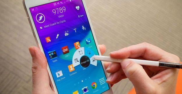 Galaxy Note 4'e beklenen güncelleme ne zaman geliyor!