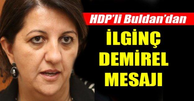 HDP'den ilginç Demirel mesajı