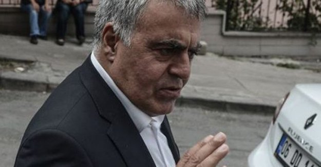 HDP'li bakandan flaş açıklama