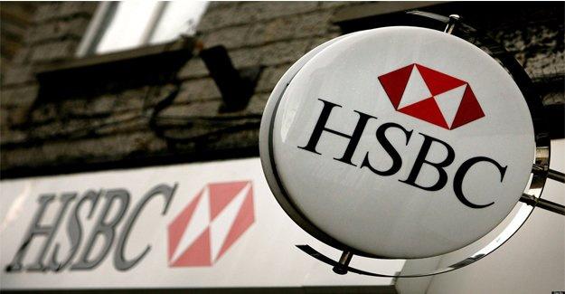 HSBC'den şok karar!