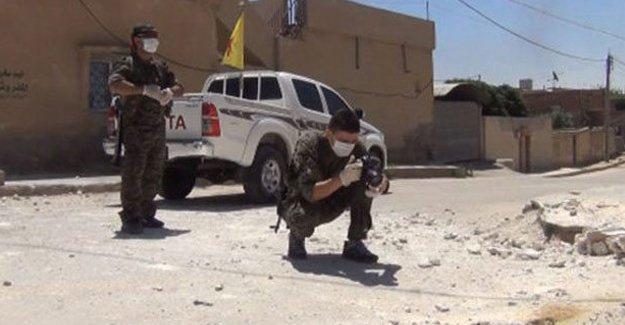 IŞİD'den hain saldırı