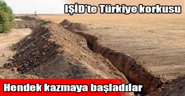 Işid'te Türkiye korkusu!