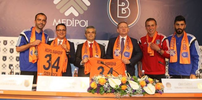 İstanbul Başakşehirspor'un ismi değişti!