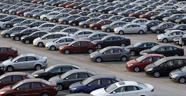İthalatın artış hızı otomotivde üretim artışını üçe katladı