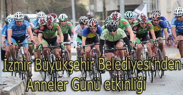 İzmir Büyükşehir Belediyesi'nden Anneler Günü etkinliği