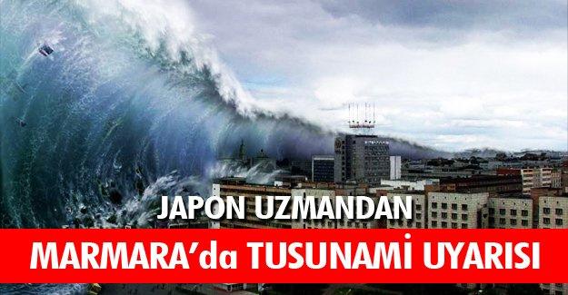 Japon deprem uzmanından tsunami uyarısı