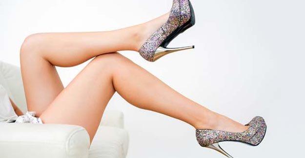 Kadınlar neden topuklu ayakkabı giyerler?
