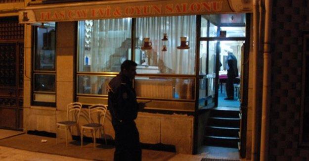 Kahvehane'de Silahlı Kavga: 2 Ölü 3 Yaralı