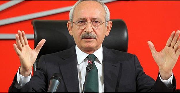 Kemal Kılıçdaroğlu'ndan acil çağrı!