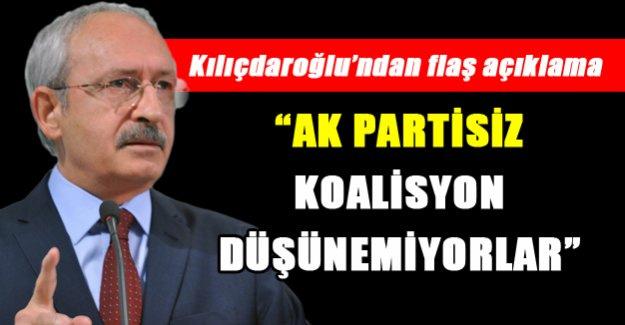 Kılıçdaroğlu: