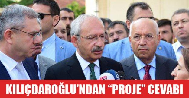 Kılıçdaroğlu'ndan Davutoğlu'na