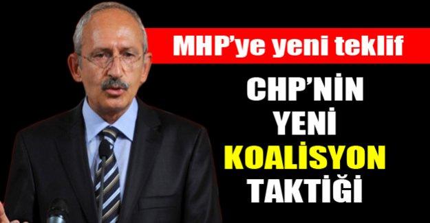 Kılıçdaroğlu'ndan yeni koalisyon taktiği