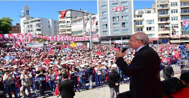 Kılıçdaroğlu Sinop'ta konuştu!
