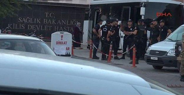 Kilis'te saldırı: 1 asker şehit, 1 asker kayıp