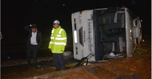 Konya'da acı kaza!