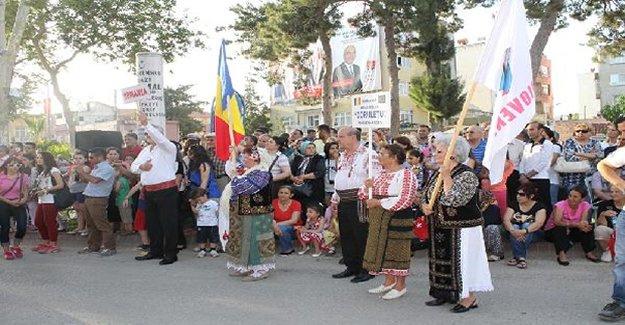 Kültür Haftası etkinlikleri Mersin'de başladı