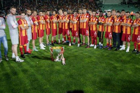 Kupa Galatasaray'ın!