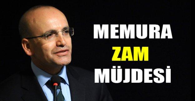 Mehmet Şimşek'ten ek zam açıklaması