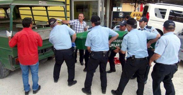 Mersin'de polis intiharları!