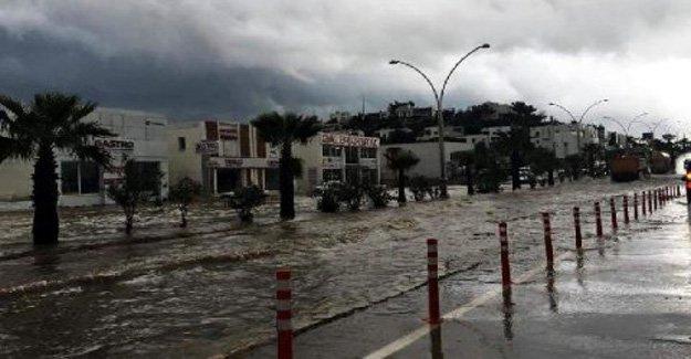 Meteoroloji Batı Akdeniz'i uyardı!