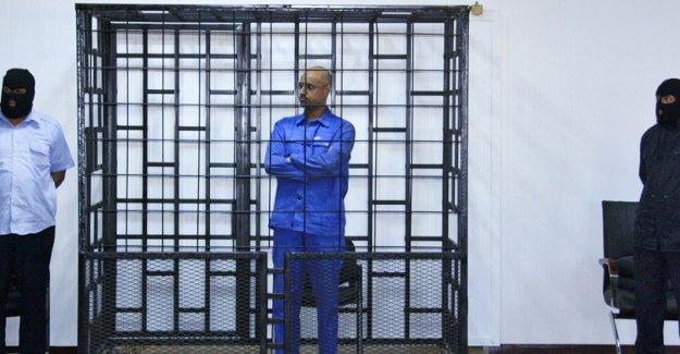 Muammer Kaddafi'nin oğlu idam edilecek