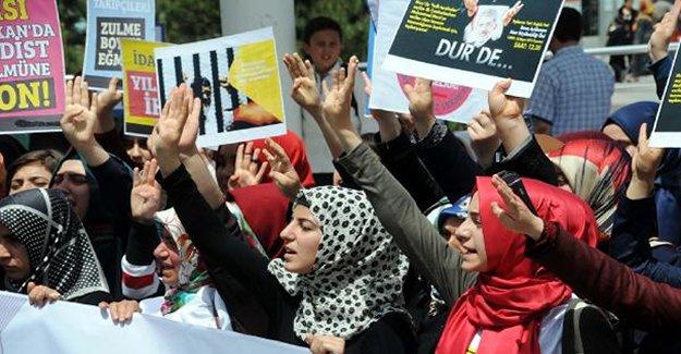 Mursi'ye Tokat'tan destek!