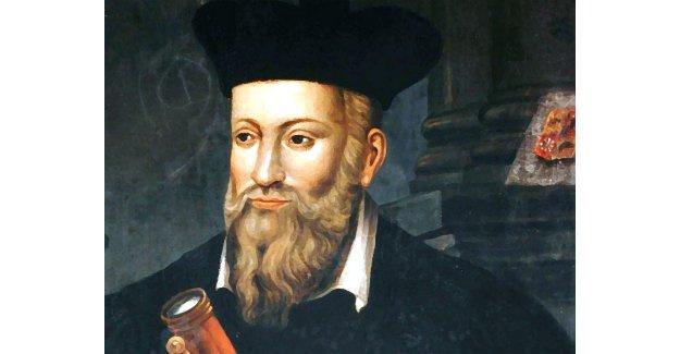 Nostradamus Kehanetleri
