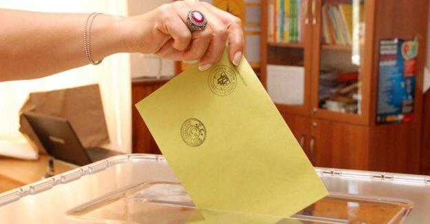 Oy kullanmak için bunu yapmak şart