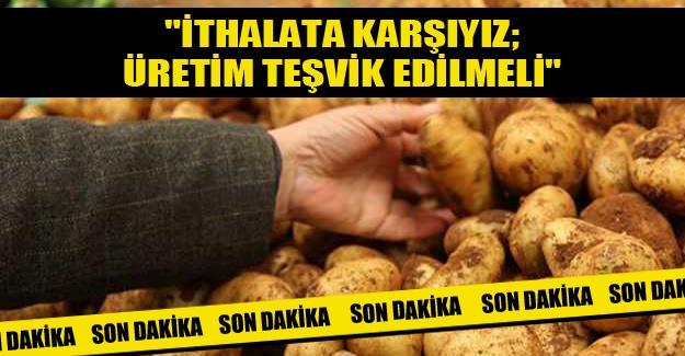 Patates üretiminde önemli gelişme!