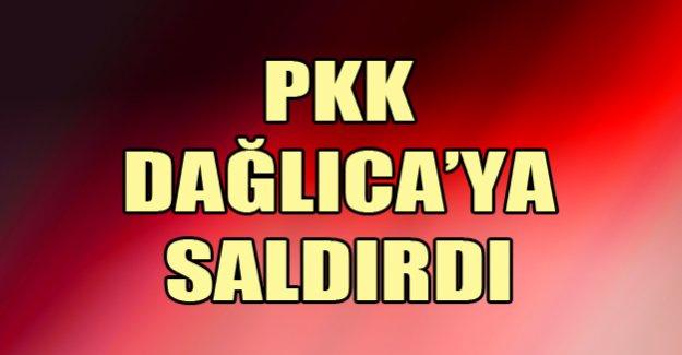 PKK Dağlıca'ya saldırdı!