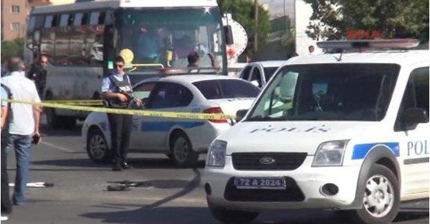 PKK'dan polise saldırı!