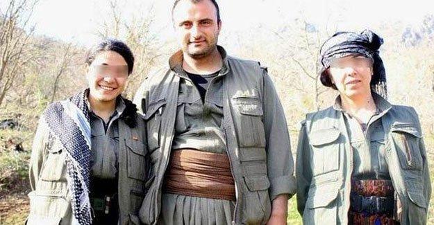 PKK'nın güçlü ismi öldürüldü!