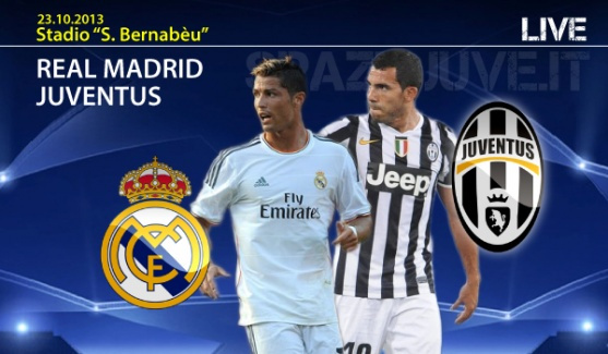 Real Madrid - Juventus maçı