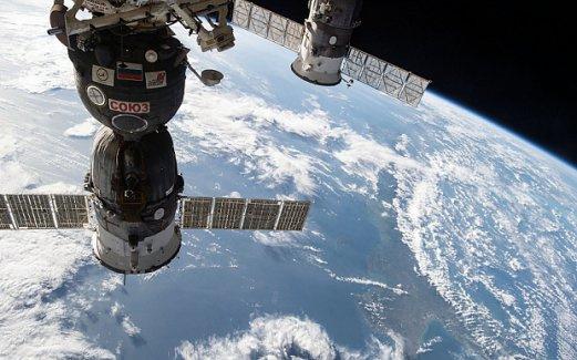 Rus Uzay Mekiği Dünyaya Yaklaşıyor