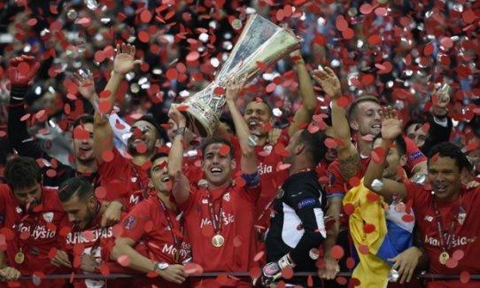 Şampiyon Sevilla