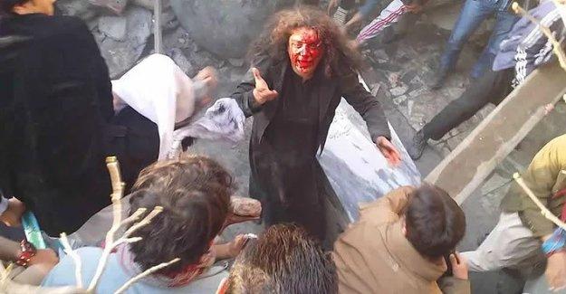 Siz değil 'Farkhunda' müslümandı