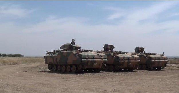 Suriye'de güvenlik önlemleri genişletildi